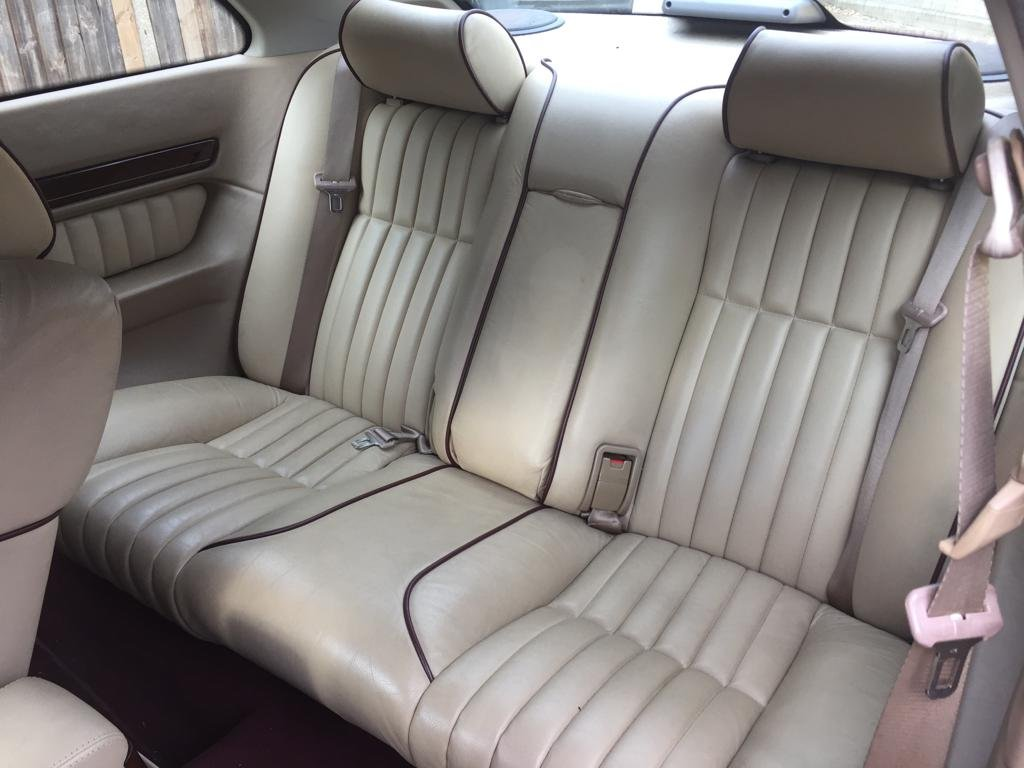 1998 Rover 800 820 Sterling Coupe For Sale (picture 4 of 6)