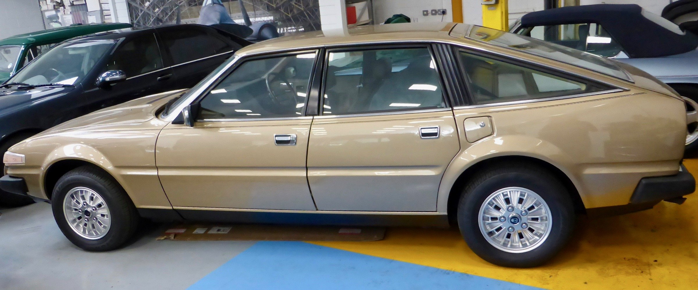1980 Rover SD1 3500 Hatchback  For Sale (picture 1 of 4)