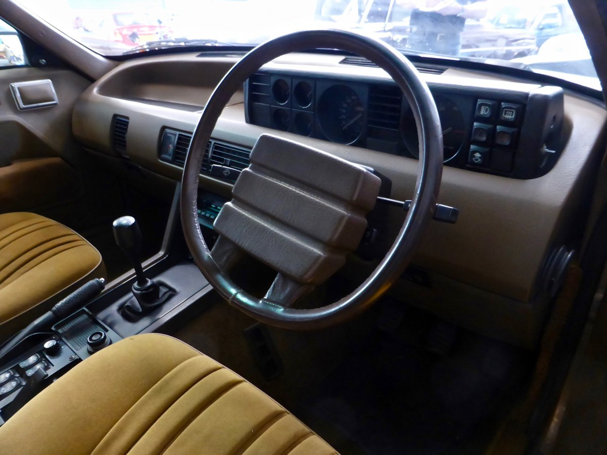1980 Rover SD1 3500 Hatchback  For Sale (picture 3 of 4)