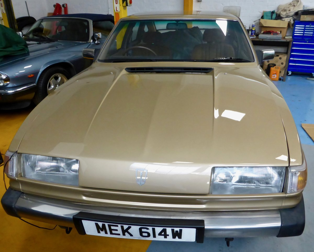 1980 Rover SD1 3500 Hatchback  For Sale (picture 4 of 4)