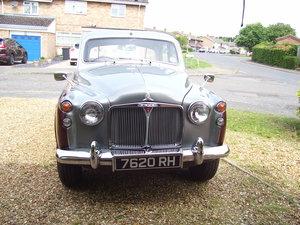 Rover P4 1963  95