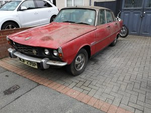 1976 Rover P6 2.2 SC  For Sale