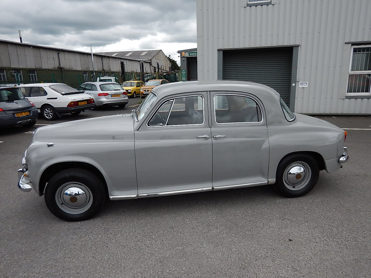 1955 ROVER 90 P4 ~ 2.6 Litre Six Cylinder ~  SOLD (picture 1 of 6)