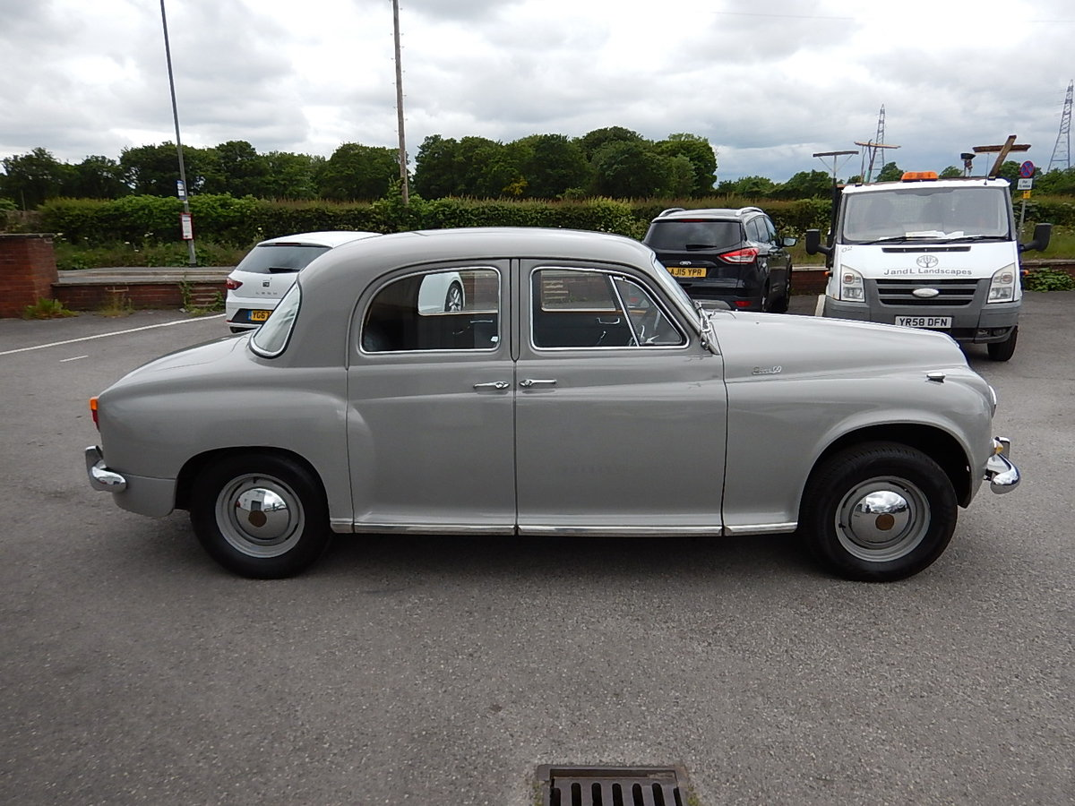 1955 ROVER 90 P4 ~ 2.6 Litre Six Cylinder ~  SOLD (picture 3 of 6)