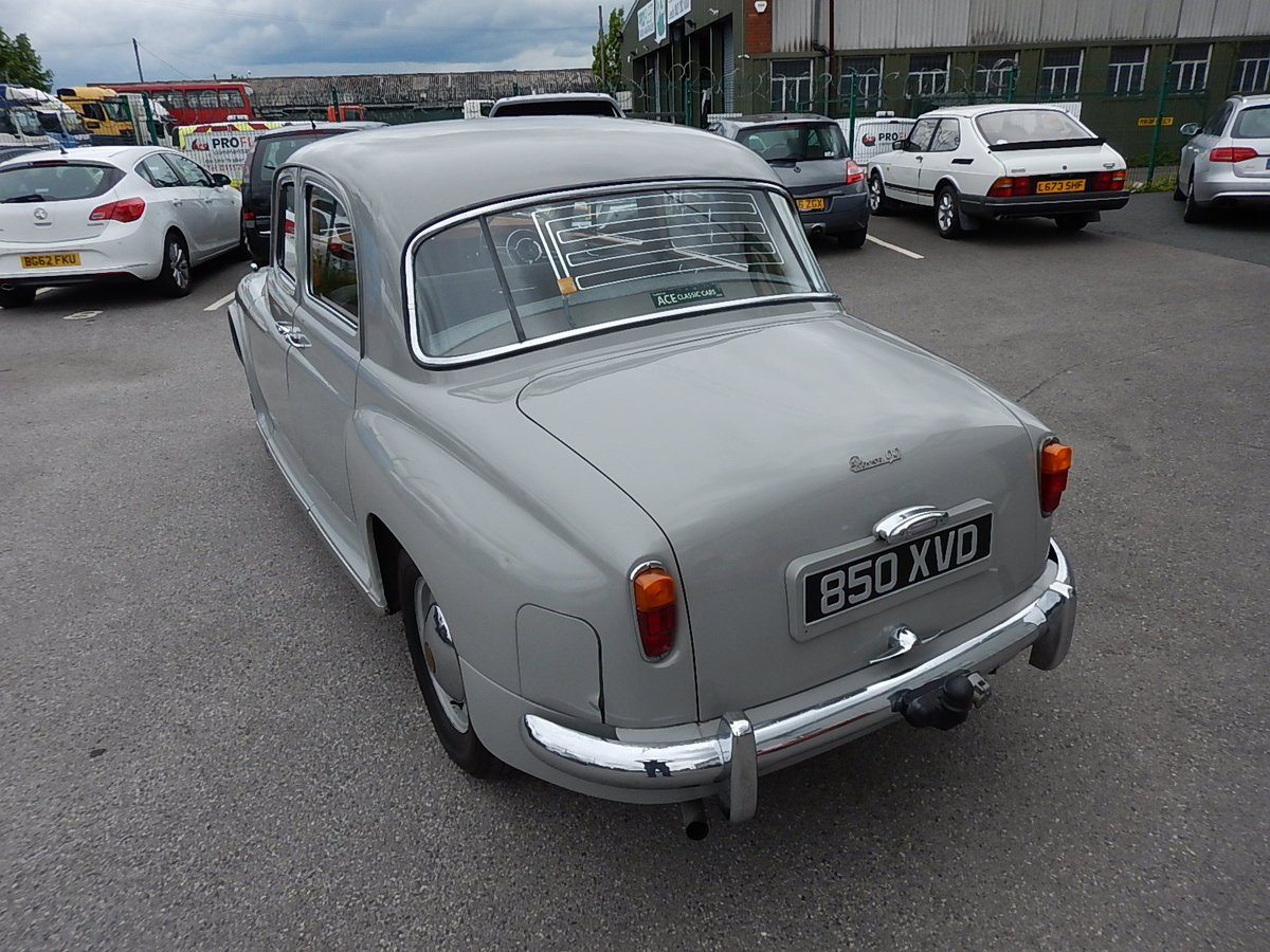 1955 ROVER 90 P4 ~ 2.6 Litre Six Cylinder ~  SOLD (picture 4 of 6)