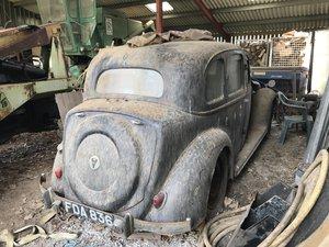 1947 Rover 10 p2 Barn find