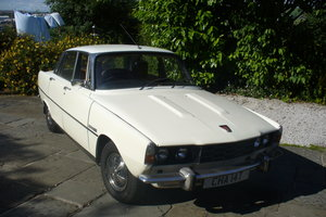 Unique 1979 Rover P6 'Chatterbox' For Sale