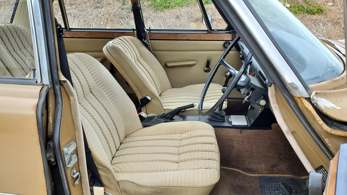 1975 Rover P6 - One owner from new- Genuine garage find For Sale (picture 5 of 6)