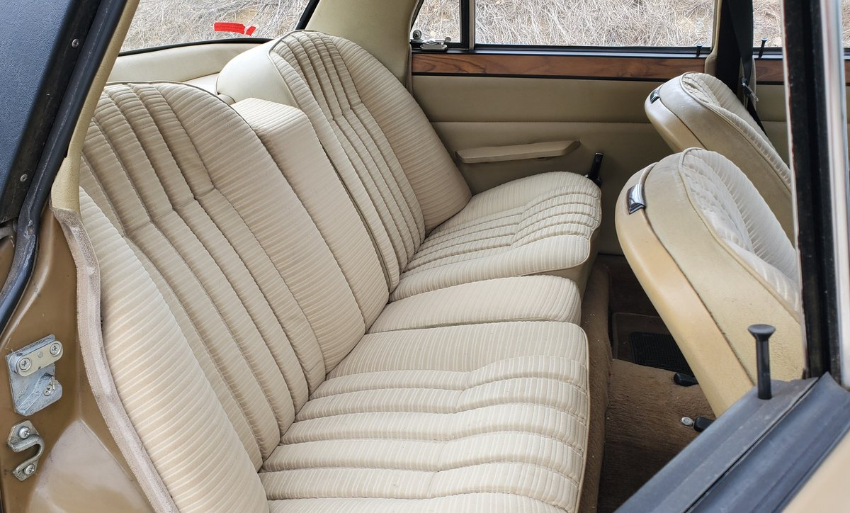 1975 Rover P6 - One owner from new- Genuine garage find For Sale (picture 6 of 6)