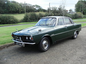 1971 P6 Rover 2000sc For Sale