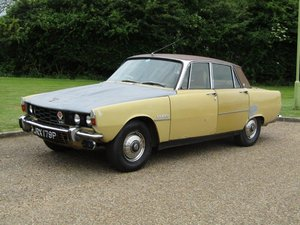 1975 Rover P6 3500 Auto at ACA 15th June  For Sale
