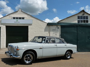 Picture of 1970 Rover 3.5 litre Coupe P5b, SOLD SOLD