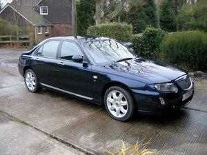 Rare 2004 Rover 75 V6 Contemporary Automatic For Sale