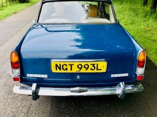 1972 Rover P6 2000SC For Sale