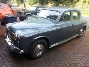 Rover P4 110 (overdrive) 1963 For Sale