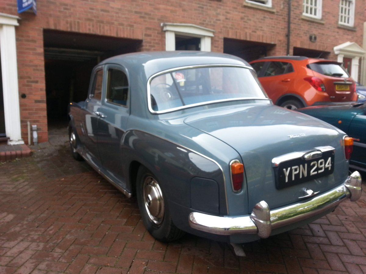 Rover P4 110 (overdrive) 1963 SOLD (picture 2 of 6)