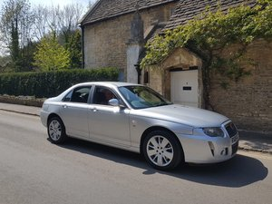2006 Rover 75 V8 Connoisseur for sale by auction on June 15t For Sale by Auction
