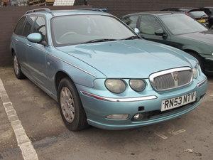 2003 Rover 75 BI-FUEL 5 door estate For Sale