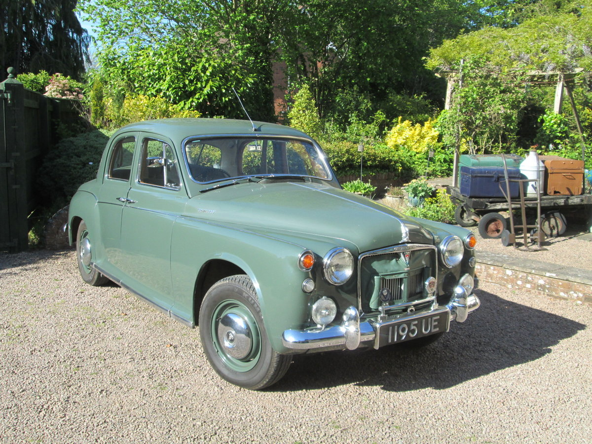 Rover 100 1960 For Sale (picture 1 of 4)