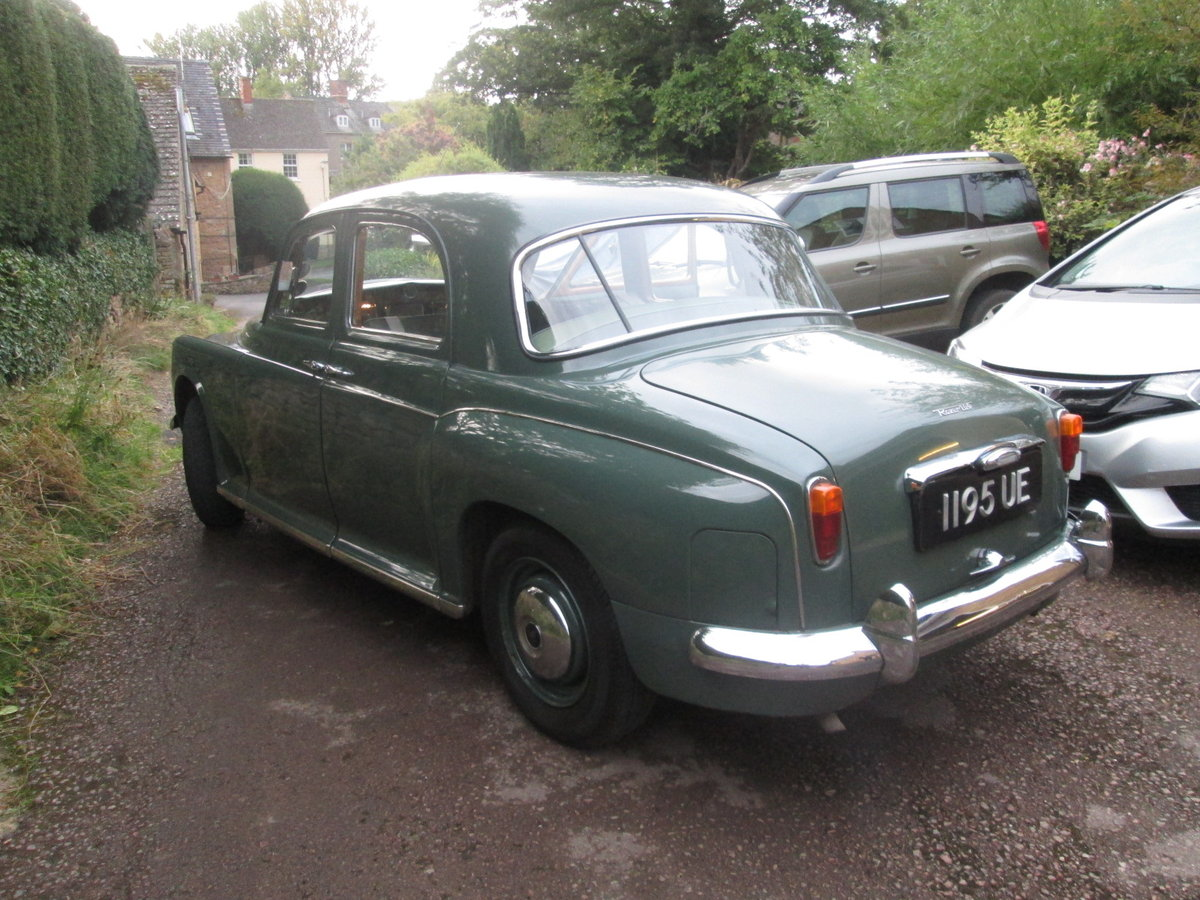 Rover 100 1960 For Sale (picture 2 of 4)