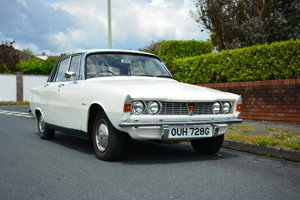 1969 Rover 2000 SC For Sale by Auction