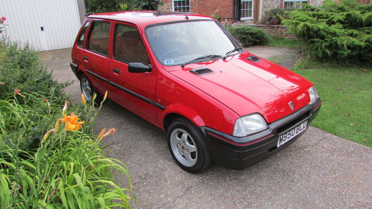 Rover metro GTA 1.1 1994 For Sale (picture 2 of 5)