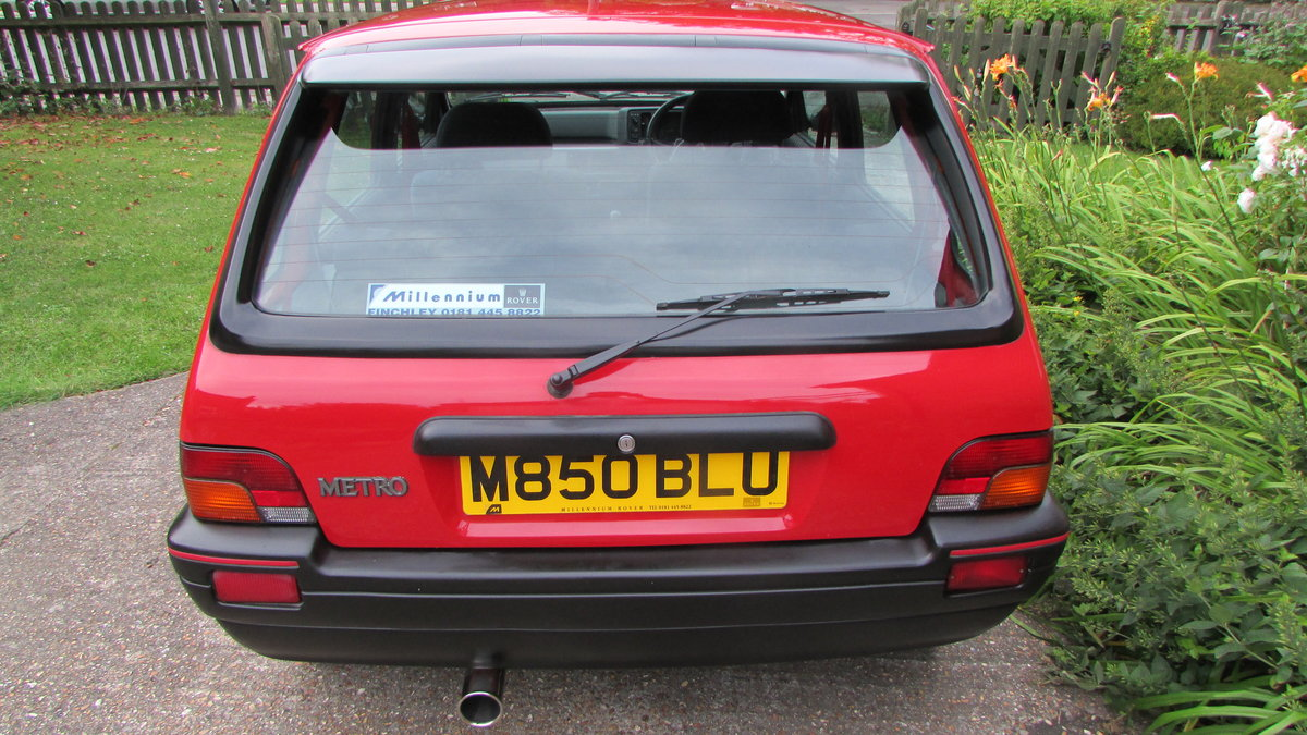Rover metro GTA 1.1 1994 For Sale (picture 3 of 5)