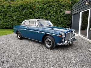 1971 Incredible, Low Mileage, Rover P5B Coupe SOLD