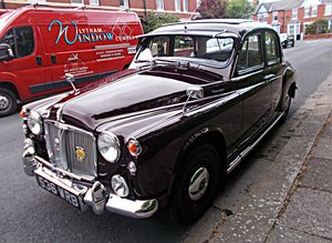 Stunning 1962 Rover 100 (P4)  For Sale
