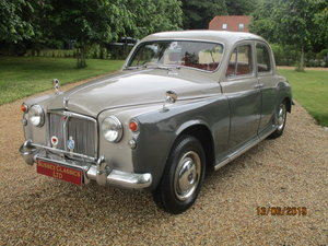 1960 Rover P4 100 (Card Payments Accepted & Delivery) SOLD