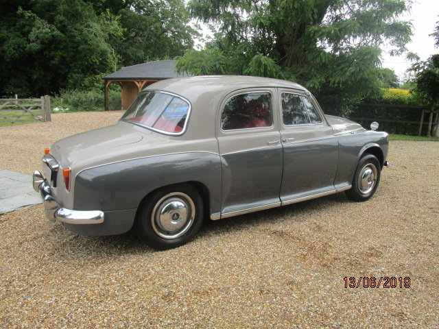 1960 Rover P4 100 (Card Payments Accepted & Delivery) SOLD (picture 2 of 6)