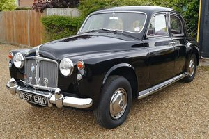 Rover P4 80 2286cc With Overdrive 1962 For Sale