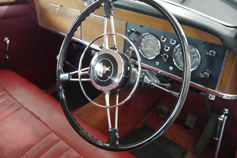 Rover P4 80 2286cc With Overdrive 1962 For Sale (picture 4 of 6)