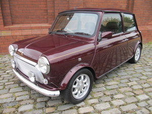 2000 ROVER MINI RARE CLASSIC COOPER 40TH ANNIVERSARY EDITION IN M
