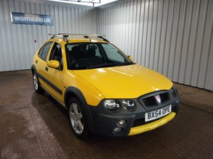 2004 ***ROVER STREETWISE SE 117 CVT AUTO - 1796cc July 20th*** For Sale by Auction