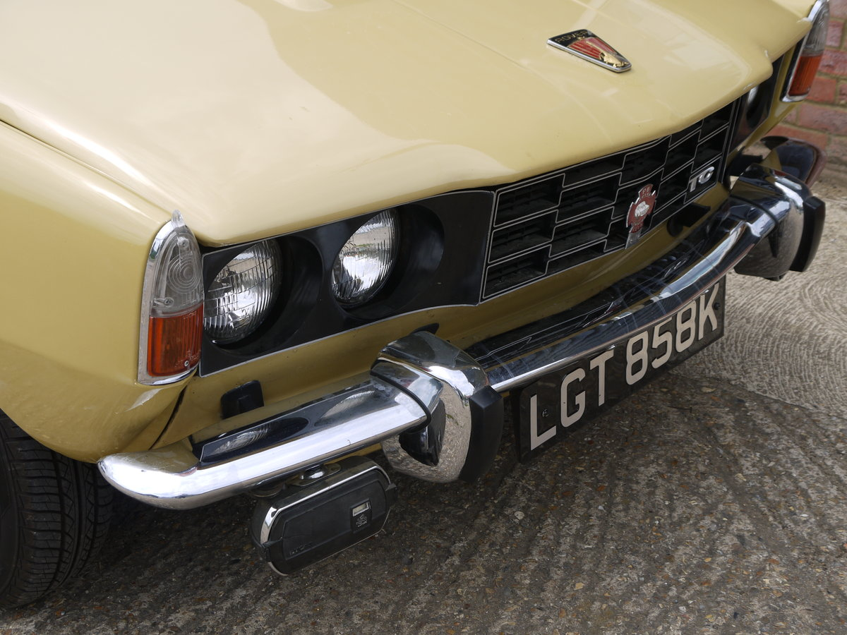 1972 ROVER P6 2000TC - 82K MILES AND 3 OWNERS FROM NEW !! SOLD (picture 4 of 6)