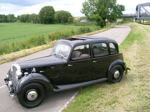 1946 Rover P2 16 Saloon Historic Vehicle For Sale