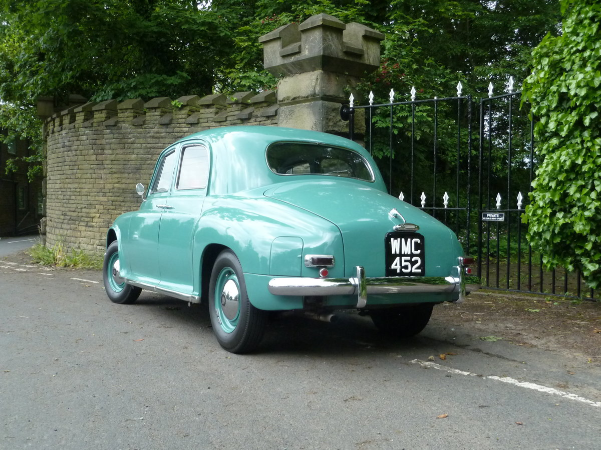 1951 ROVER P4 75 'Cyclops' ~ Rare Car ~  For Sale (picture 2 of 6)