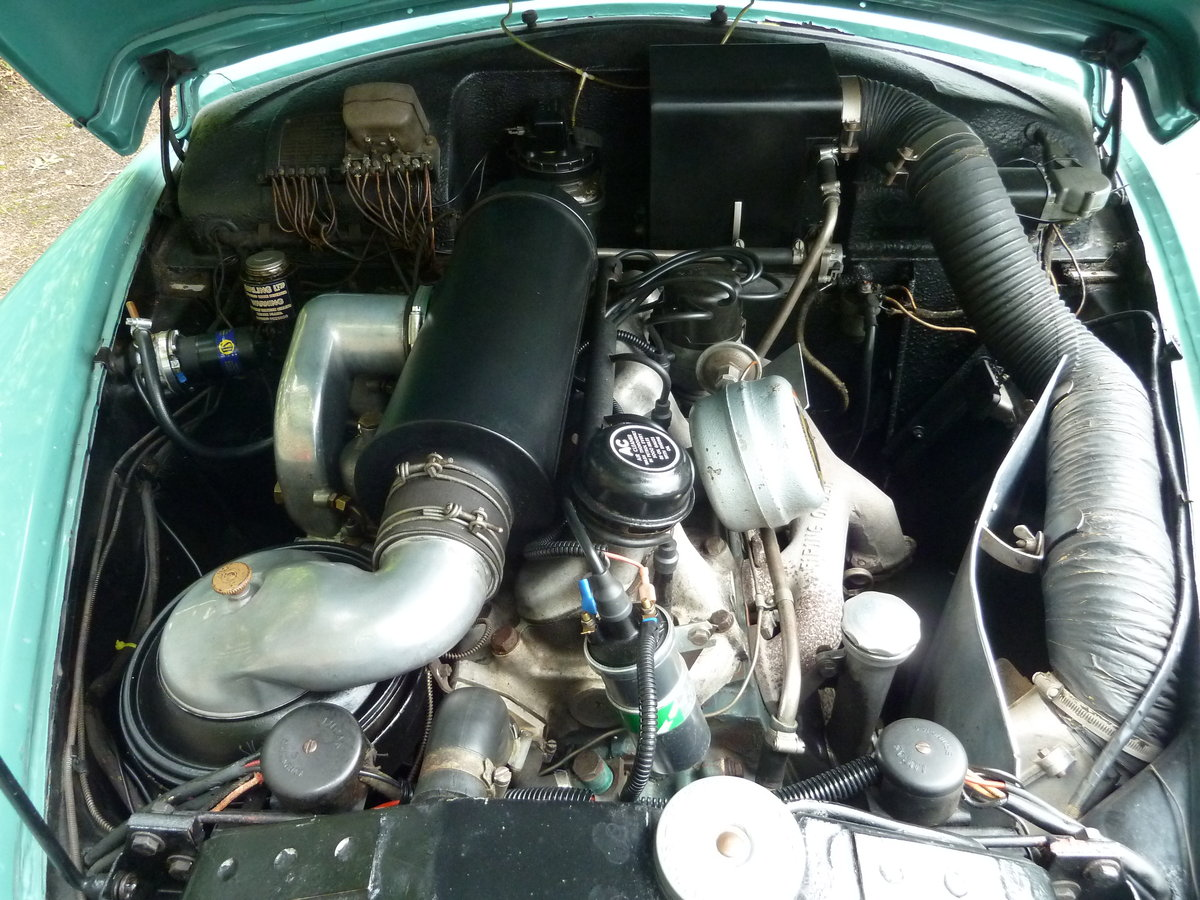 1951 ROVER P4 75 'Cyclops' ~ Rare Car ~  For Sale (picture 5 of 6)