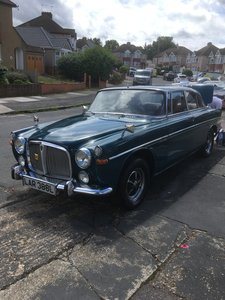 1973 Rover 3.5 coupe For Sale