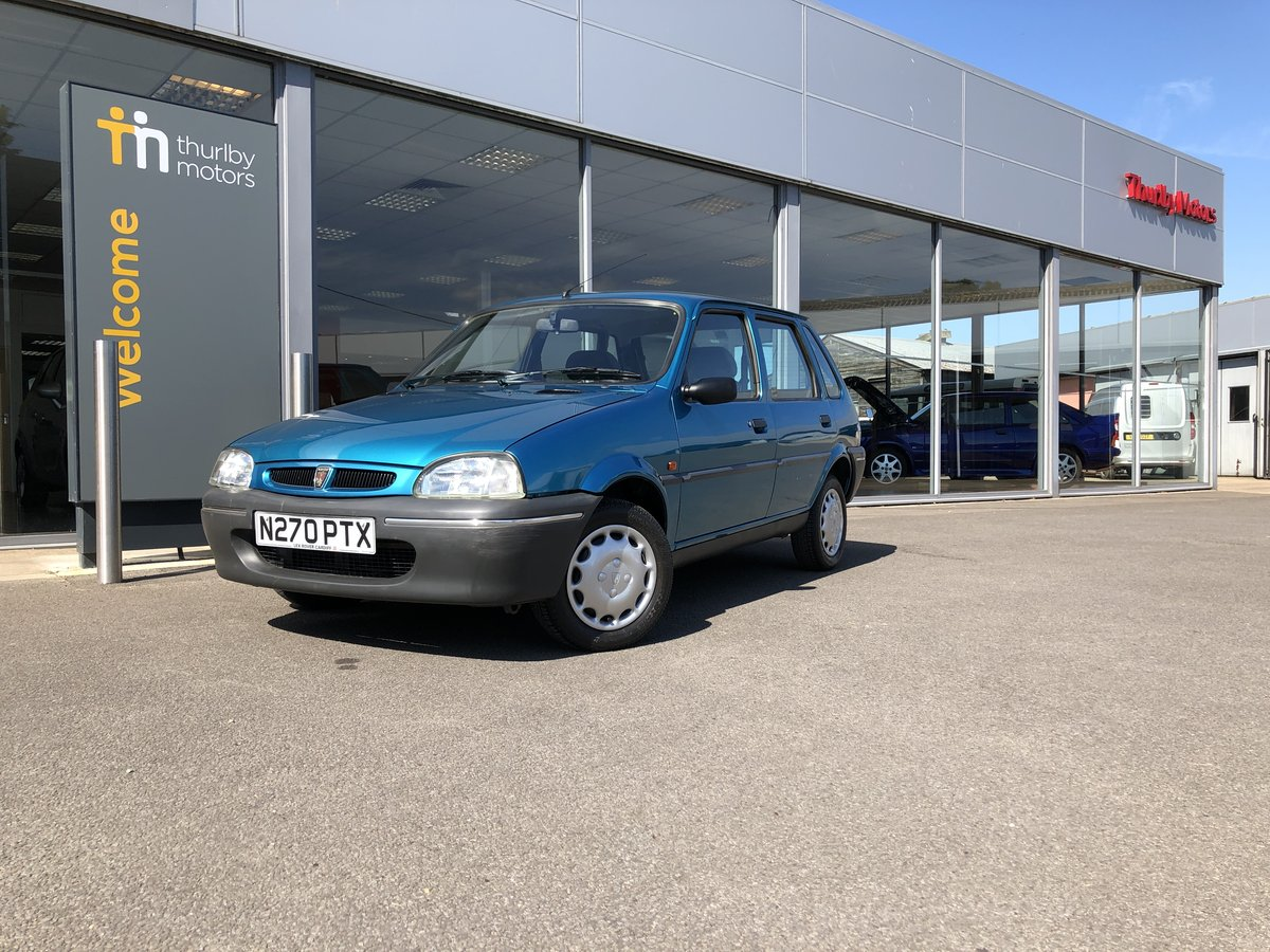 1996 Rover 100 Kensington  For Sale (picture 1 of 6)