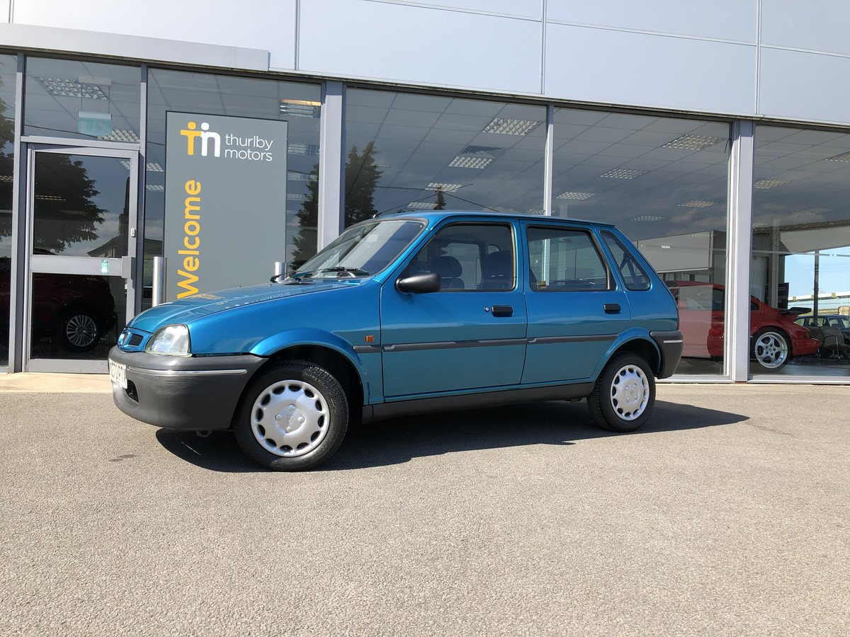 1996 Rover 100 Kensington  For Sale (picture 2 of 6)