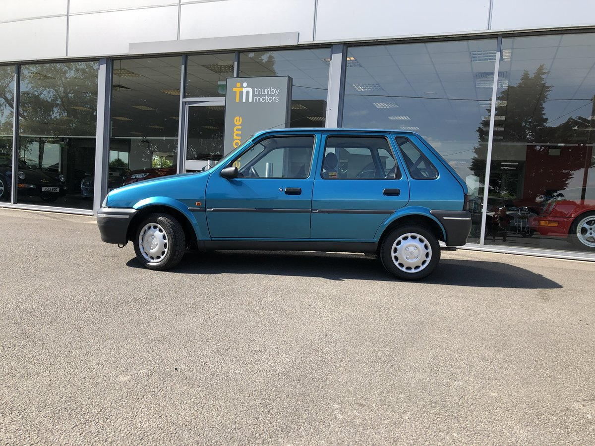 1996 Rover 100 Kensington  For Sale (picture 3 of 6)