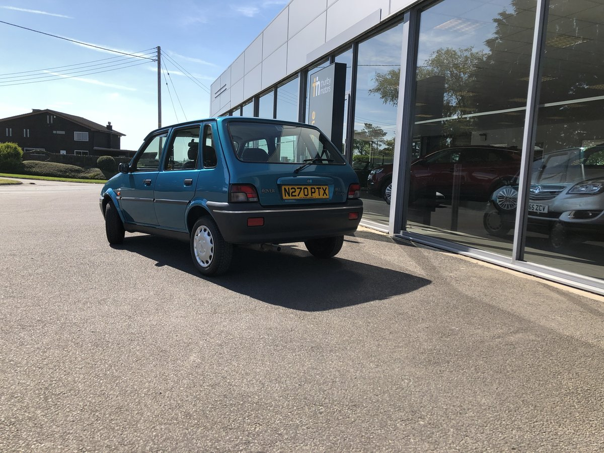 1996 Rover 100 Kensington  For Sale (picture 6 of 6)