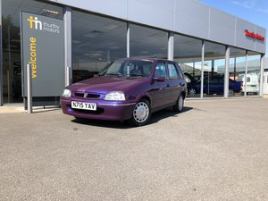 1996 Rover 100 Knightsbridge SE For Sale