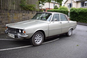 1974 Rover 3500 S For Sale by Auction