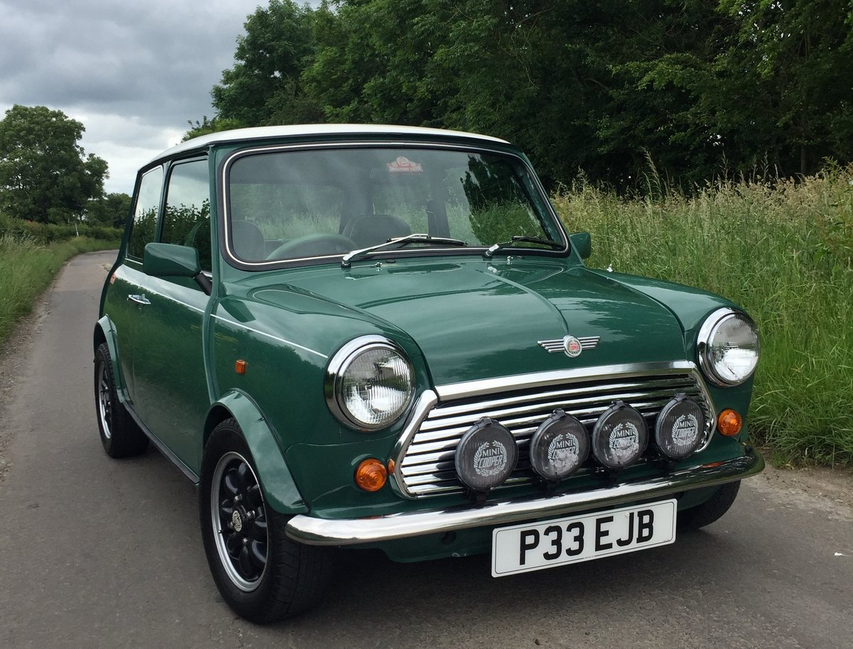 1996 Rover Mini Cooper 35LE. Just 25K. Unrestored For Sale (picture 1 of 6)