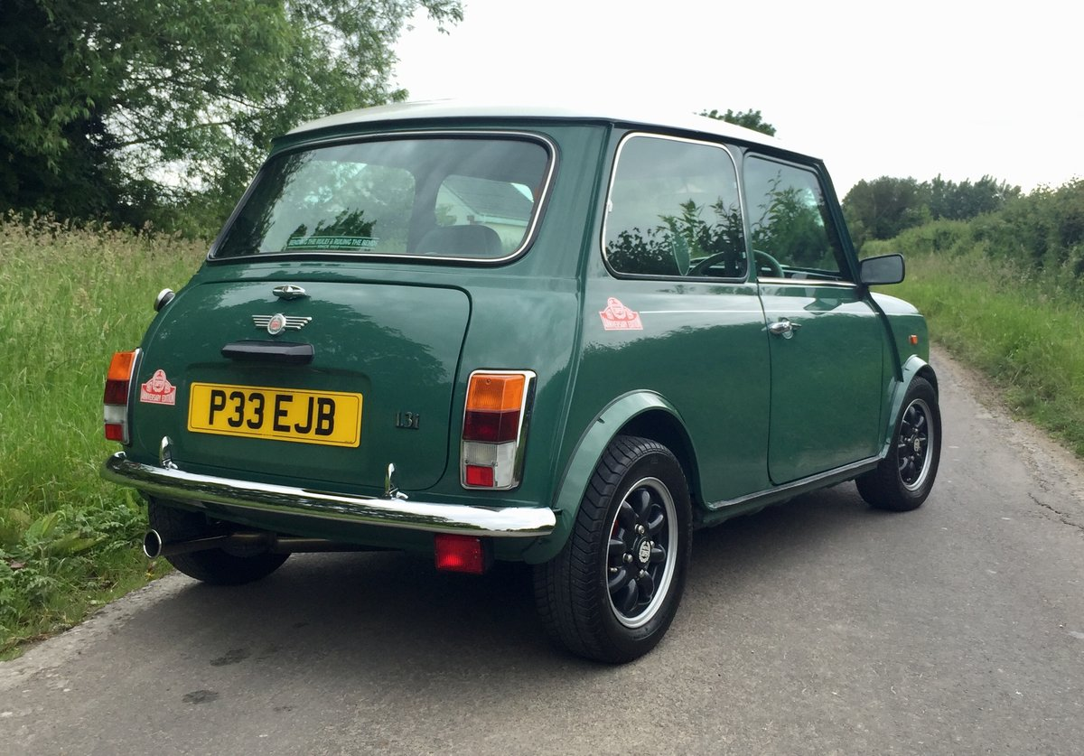 1996 Rover Mini Cooper 35LE. Just 25K. Unrestored For Sale (picture 2 of 6)