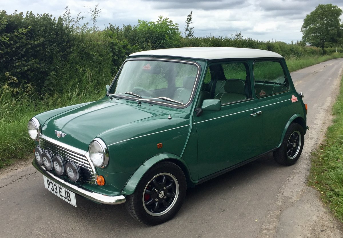 1996 Rover Mini Cooper 35LE. Just 25K. Unrestored For Sale (picture 3 of 6)