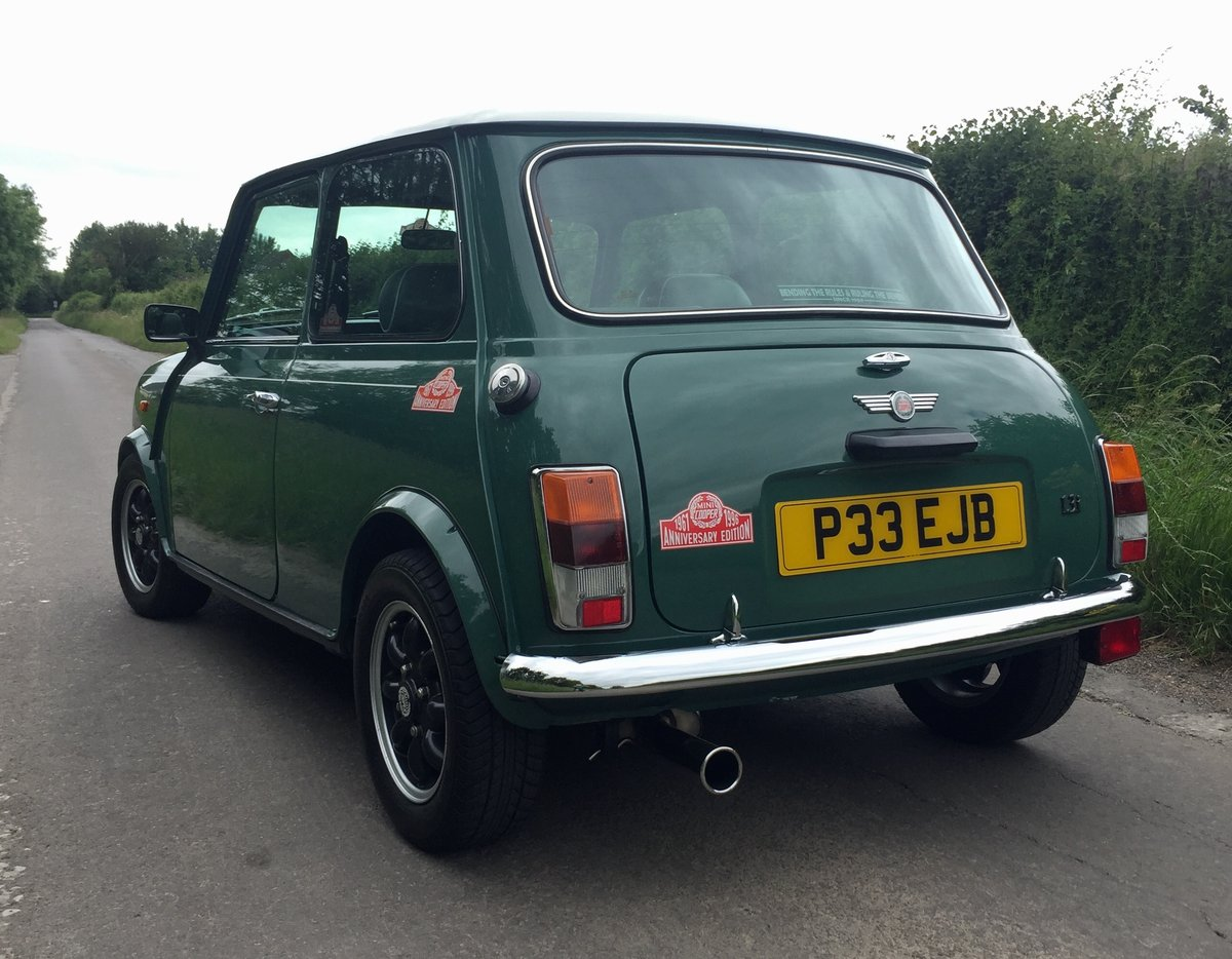 1996 Rover Mini Cooper 35LE. Just 25K. Unrestored For Sale (picture 4 of 6)